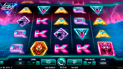 Enjoy your most favourite casino games over online